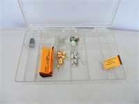 Old Pal Tackle Box & Contents