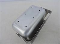 """Aluminum Bait Baffler 4""""x2 1/4x2 1/2"""""""