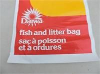 Daiwa Fish & Litter Bag