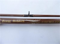 9' 6-15 lb Fenwick Fibreglass Rod