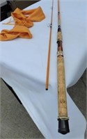 """Daiwa 5817 9' 6"""" Rod & Cloth Case"""