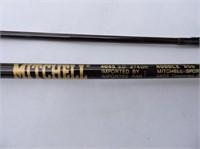 Mitchell Graphite Composite 9' Noodle Rod
