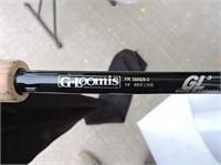 14' Custom Made G Loomis GL3 Rod & Case