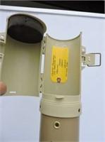 Adjustable Length Travel Rod Case