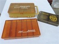 Tackle Boxes, 1 Double Sided
