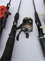 Ice Fishing Rods & Reels, Vintage Reel