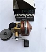 Compac RF70 Reel W/ Original Box