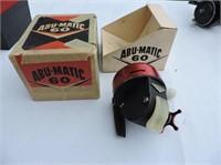 Abu Matic Reel W/ Original Box