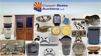Online Downsizing Auction Gilbert, AZ 85297 Ends 6/13/21 8pm