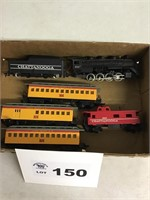 Trains and Phillips 66 Auction