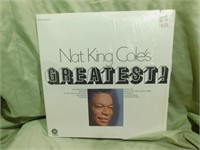 Vintage Record Auction