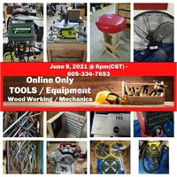 Tools, Tools, And Tool Cabinets