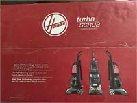 New Hoover Turbo Scrub