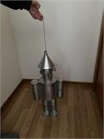 Hand Crafted Tin Man