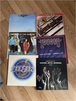 Beetles, Eagles, Bee Gees & Belvidere HS Records