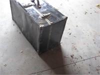 Metal trunk