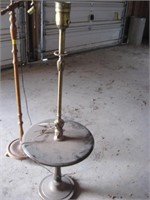 Lamp occasional table