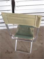 Aluminum lawn chairs