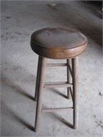 Plant stand and barstool