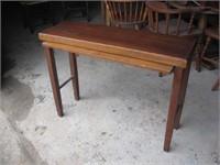 Small sofa table