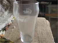 Coke Glass and Monkeypod wood