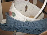 Baskets with handles