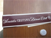 Large dinner table cloth