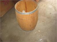 Nailkeg and baskets