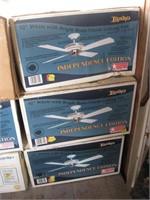 New Lasko ceiling fans