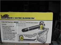 Eagle Beaver I electric blower/ vac