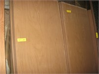 80 inch tall 2 ' wide hollow core doors