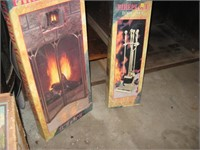 Hart & Holm fireplace set