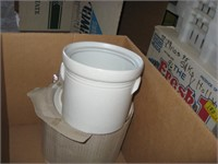 Two piece Canister set
