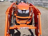2020 Kubota L2501D Tractor Loader
