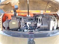2016 Kubota KX080-4 Hydraulic Excavator