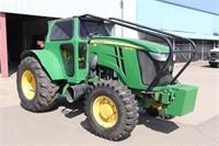 JOHN DEERE 5115ML Tractor