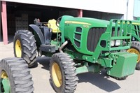(3) JOHN DEERE 6530 Tractors, MFWD