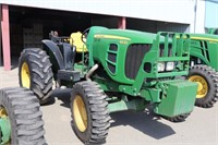 JD 6430 Tractor, MFWD