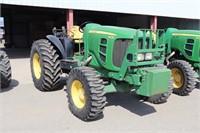 JOHN DEERE 6430 Tractor, MFWD