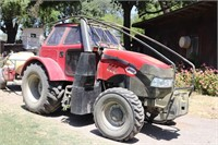 CASE IH 120C Tractor, Cab, MFWD