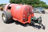 (6) REARS Powerblast 500g S.S. PTO Sprayers