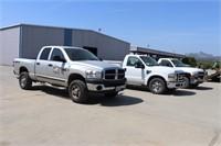 2008-09 Dodge and GMC Pick-Ups, 4wd