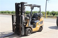 CAT TC60D 600 Propane Forklift