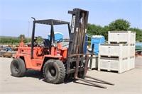 LIFTALL L50 Rough Terrain Forklift
