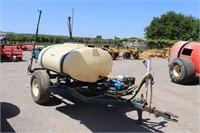 PBM 30 Gallon Pull Sprayer