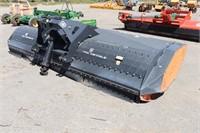 TMC Cancella TRN360 12' 3-Pt PTO Mower