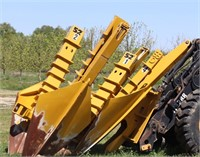 BIG JOHN 52DL Hydraulic Tree Spade
