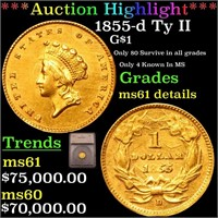 Breathtaking Spring Coin Consigns Auction 6 of 6