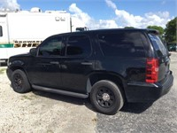 2012 Chevy Tahoe PPV