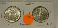 JUNE COIN & CURRENCY AUCTION 6-13-2021